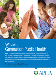 We are Generation Public Health
