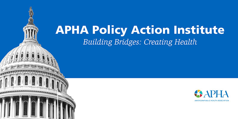 Capitol Dome APHA Policy Action Institute Building Bridges Creating Health