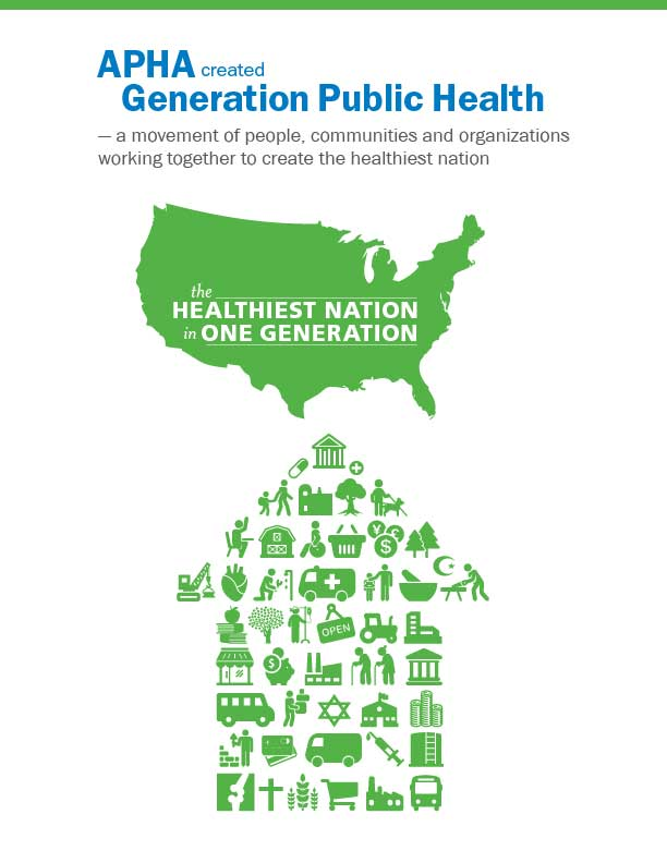 APHA created Generation Public Health