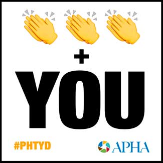 Public Health Thank You Day #PHTYD
