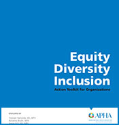 Equity Diversity Inclusion a toolkit for organizations