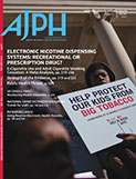 AJPH cover image