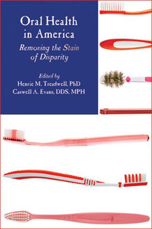 Oral Health in America: Removing the Stain of Disparities, red toothbrushes