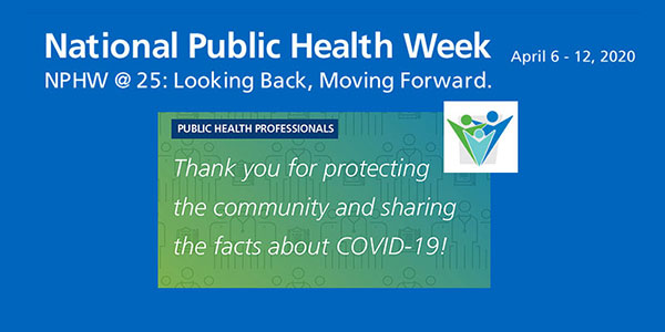 National Public Health Week 2020