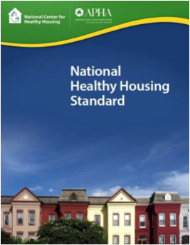 National Healthy Housing Standard report cover